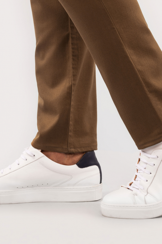 Brown Sports Chinos