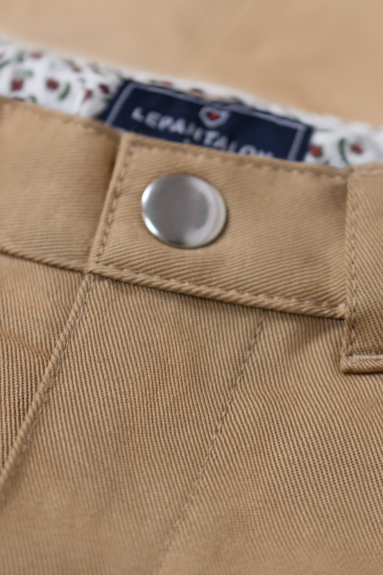 Beige Children's Chinos
