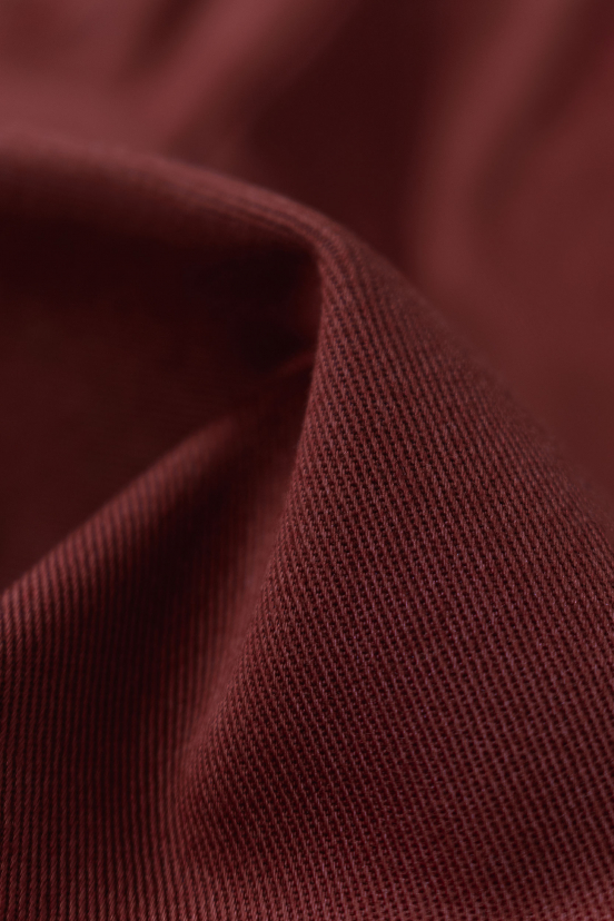 Burgundy Children's Chinos