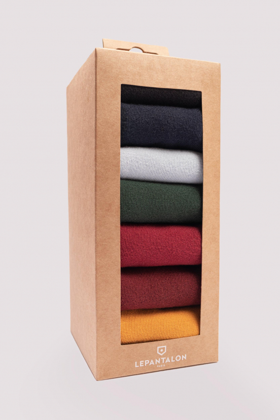 The Weekly Sock Box